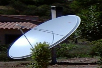 SATELLITENANLAGEN